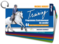 Training Michel Robert 1 : Programme d'entraînement du cavalier